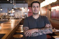 Basilio Pesce from Porzia restaurant in Toronto