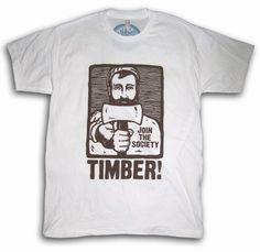 Lumberjack tee