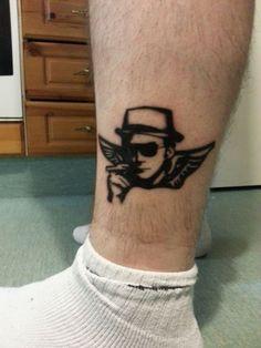 Tattoo idea on pinterest hunter s thompson las vegas for Hunter s thompson tattoos