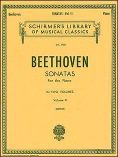Beethoven Sonatas - Moonlight Sonata is my favorite....