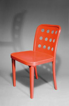 Vintage chair: Josef Hoffmann; Oswald Haerdtl. Chair. Designed in 1929, produced by Thonet.