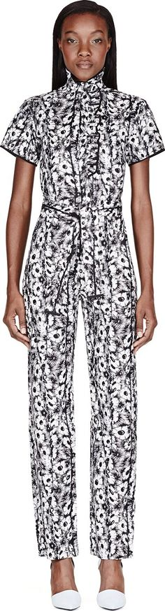 Kenzo jumpsuit, $200 (was $835) + get an extra 20% off, ends tonight 7/16 (click through for details)