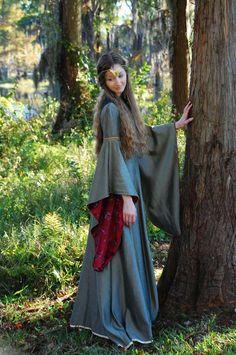 Wood Elf by ~Manwariel on deviantART