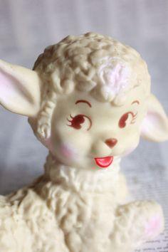 Vintage Squeaky Toy