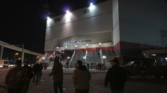 Joe Louis Arena, Detroit, Mich.