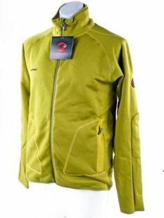 NEW Mammut Canon Jacket - Men's LARGE - Aloe - Count down to Christmas  Sale... Great price on a great gift.