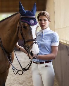 Charlotte Casiraghi for Gucci Riding-Collection.