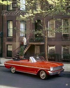 1963 Chevy II Nova