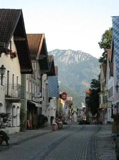 I love Garmisch, Germany