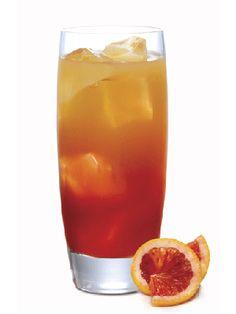 Red Rooster (1½ oz Vodka 3 oz. cranberry juice 1 oz. orange juice)