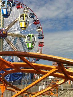 Carousel, Merry Go Round, Funtown Pier, Seaside NJ, Pre-Sandy, 2012