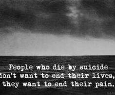 Suicide awareness: Spread The Word