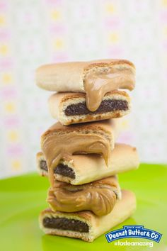 Peanut Butter & Fig Newtons! #tasteamazing What other cookies do you like to pair with PB?
