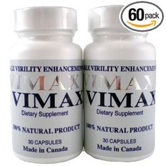 Vimax Male Penis Enlargement Growth Pills Men New Formula - 2 Month Supply, 60 Capsules: https://www.brasilvimax.com/specialorders/index.asp