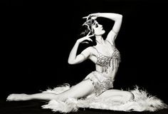 The beautiful Dolly Lamour #Burlesque #Inspiration - Manina Productions Event Designer