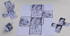 StyleBurb: Fun Family Photo Cubes