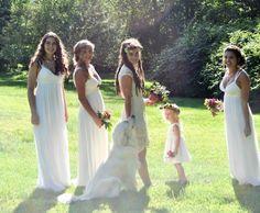 Midsummer Night's Dream Wedding Inspiration