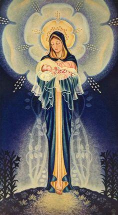 A Catholic Rose