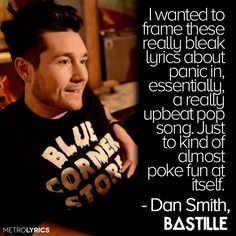 bastille upbeat songs