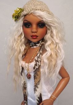 OOAk All Natural Spice Lizette Ellowyne Harmony by Halo