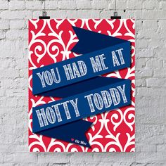 INSTANT download unique printable for those who love to show school spirit. Great for any Ole Miss student. Instantly update your decor.L