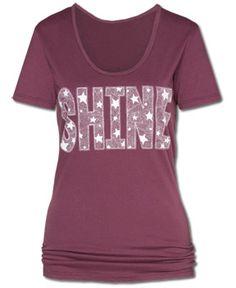 SoulFlower-New! Shine Organic T-shirt-$26.00