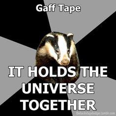 the backstage badger | I love it! |  thebackstagebadger.tumblr.com
