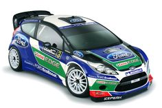 Come and play with Fiesta RS WRC!
