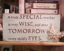 Teacher christmas gift