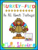 A turkey all about! $7