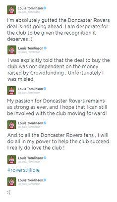 Aww Lou :(