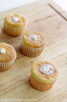 Inside Out {Gluten Free} Cupcakes - perfect for freezing.
