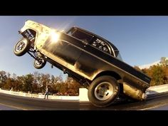 ▶ 2013 Jalopy Showdown Drags Wheelstand Contest Gassers Nostalgia Drag Racing Beaver Springs Dragway - YouTube