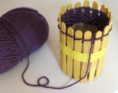 So many great little knifty knitter ideas!