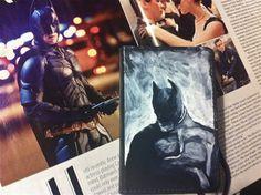 Batman Journal by OnlyOneMarkINC on Etsy, $20.00