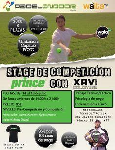 Stage de competición