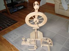 Lendrum Spinning Wheel
