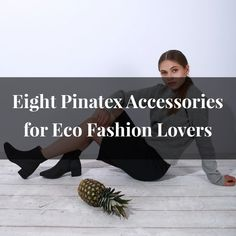 Vegan Eco Fashion -