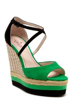 Plenty by Tracy Reese Tatiana Wedge Sandal