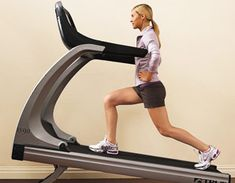 treadmill walking workout and butt exercises