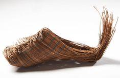 pine needle shoes by hadas ilani