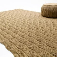 LOVE Paola Lenti rugs  - this one is MAREA
