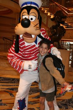 read before Disney Cruise