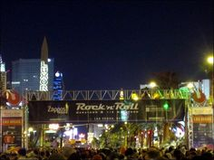 Las Vegas Rock 'n' Roll Half Marathon--This was one of my goals for completing in 2013!