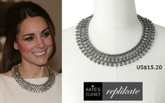RepliKate of Zara necklace