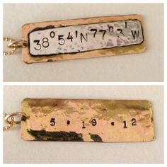 syndey buchanan favorite place necklace