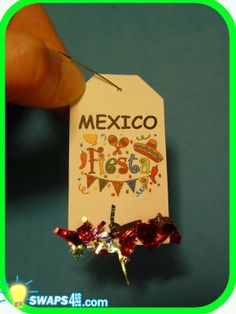 mexico girl scout swaps - Google Search