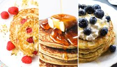 8 Mouthwatering Pancake Recipes You Can Eat Guilt-Free—Seriously! | Be Well Philly