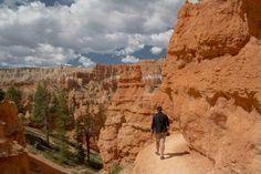 Bryce Canyon.