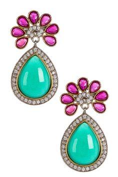 jewelry, earrings, pink, jewels